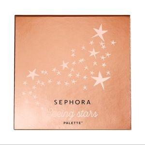 Sephora seeing stars eyeshadow palette